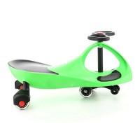 Смарткар (Smartcar) с пластиковыми колёсами (SM-GP-1) Зеленый
