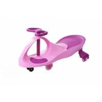 Смарткар (Smartcar) с пластиковыми колёсами (SM-PP-1) Розовый