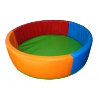 Сухой бассейн «Круг» 1,5 KIDIGO (MMSB1)