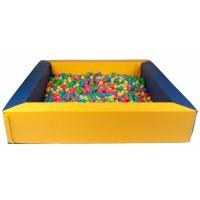 Сухой бассейн «Квадрат» 1,5 KIDIGO (MMSB5)