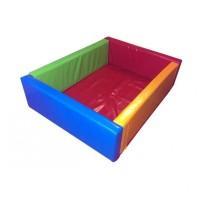 Сухой бассейн «Прямоугольник» 1,5 KIDIGO (MMSB7)