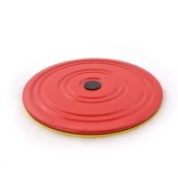 Диск Здоровья Грация металлический (FI-0107) Красно-желтый