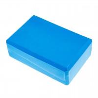Кирпич для йоги (йога блок) OSPORT (FI-3048) Голубой
