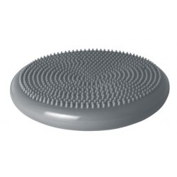 Подушка балансировочная массажная OSPORT Balance Cushion Серый (FI-4272_GR)