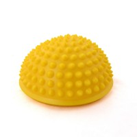 Полусфера массажная балансировочная OSPORT Balance Kit (FI-4939) Желтый