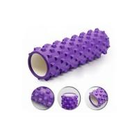 Валик, ролик массажный для спины и йоги OSPORT (FI-4942)
