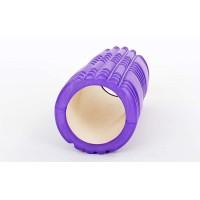 Валик, ролик массажный для спины и йоги OSPORT (FI-6277)