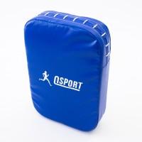 Макивара большая для отработки ударов для бокса и единоборств из ПВХ OSPORT Lite (bx-0083) Синяя
