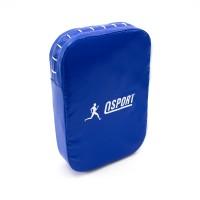 Макивара малая для отработки ударов для бокса и единоборств из ПВХ OSPORT Lite (bx-0084) Синяя