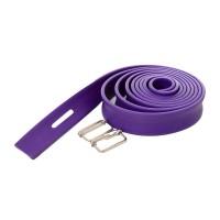 Жгут эспандер резиновый спортивный (резинка для подтягивания, турника) 2500x35 мм OSPORT (MS 2003) Фиолетовый