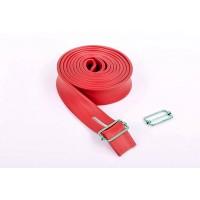 Жгут эспандер резиновый спортивный (резинка для подтягивания, турника) 2500x35 мм OSPORT (MS 2003) Красный