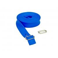 Жгут эспандер резиновый спортивный (резинка для подтягивания, турника) 2500x35 мм OSPORT (MS 2003) Синий