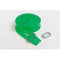Жгут эспандер резиновый спортивный (резинка для подтягивания, турника) 2500x35 мм OSPORT (MS 2003) Зеленый