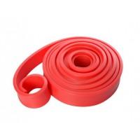 Жгут эспандер резиновый спортивный (резинка для подтягивания, турника) 3500x40 мм OSPORT (MS 2013) Красный