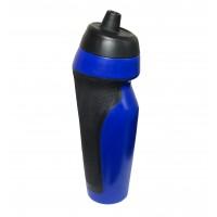 Бутылка (бутылочка) для воды и напитков спортивная 600мл Profi (MS 1816) Синяя