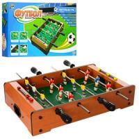 Настольный футбол детский на штангах деревянный 53х30.5х6см Profi (HG 235AN)