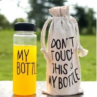Бутылочка для воды и тренировок My bottle (MS 0426)